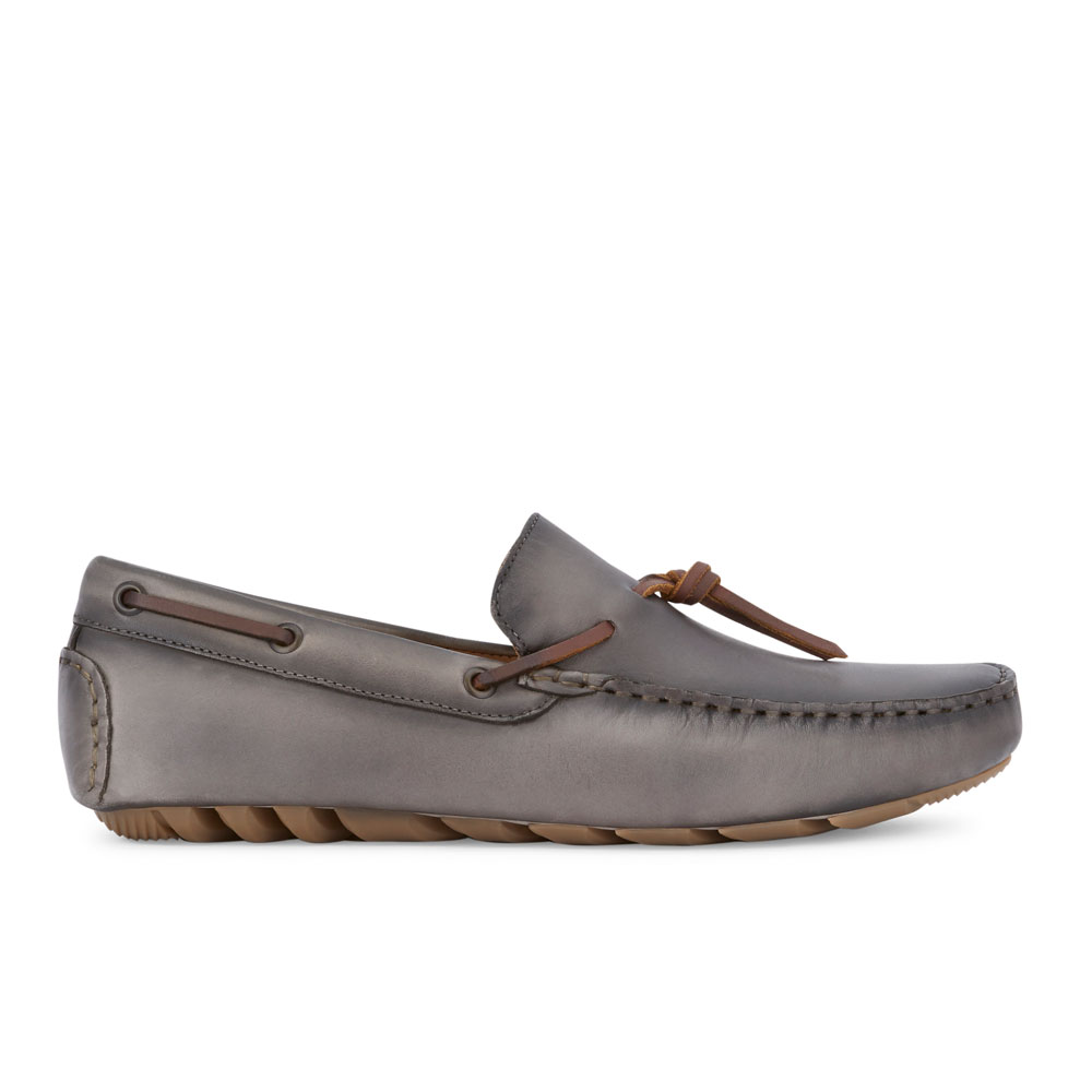 Lucky-Brand-Mens-Wagner-Leather-Sale-Slip-on-Loafer-Rubber-Sole-Driver-Shoe thumbnail 18