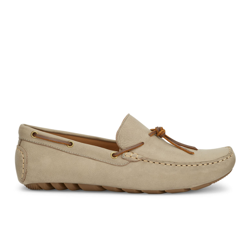 Lucky-Brand-Mens-Wagner-Leather-Sale-Slip-on-Loafer-Rubber-Sole-Driver-Shoe thumbnail 12