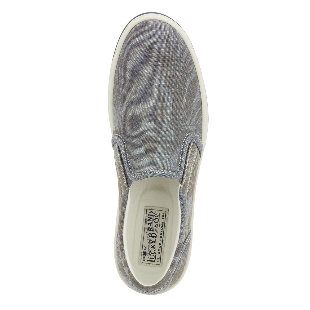 Lucky-Brand-Mens-Styles-Breathable-Textile-Slip-on-Rubber-Outsole-Sneaker-Shoe thumbnail 21
