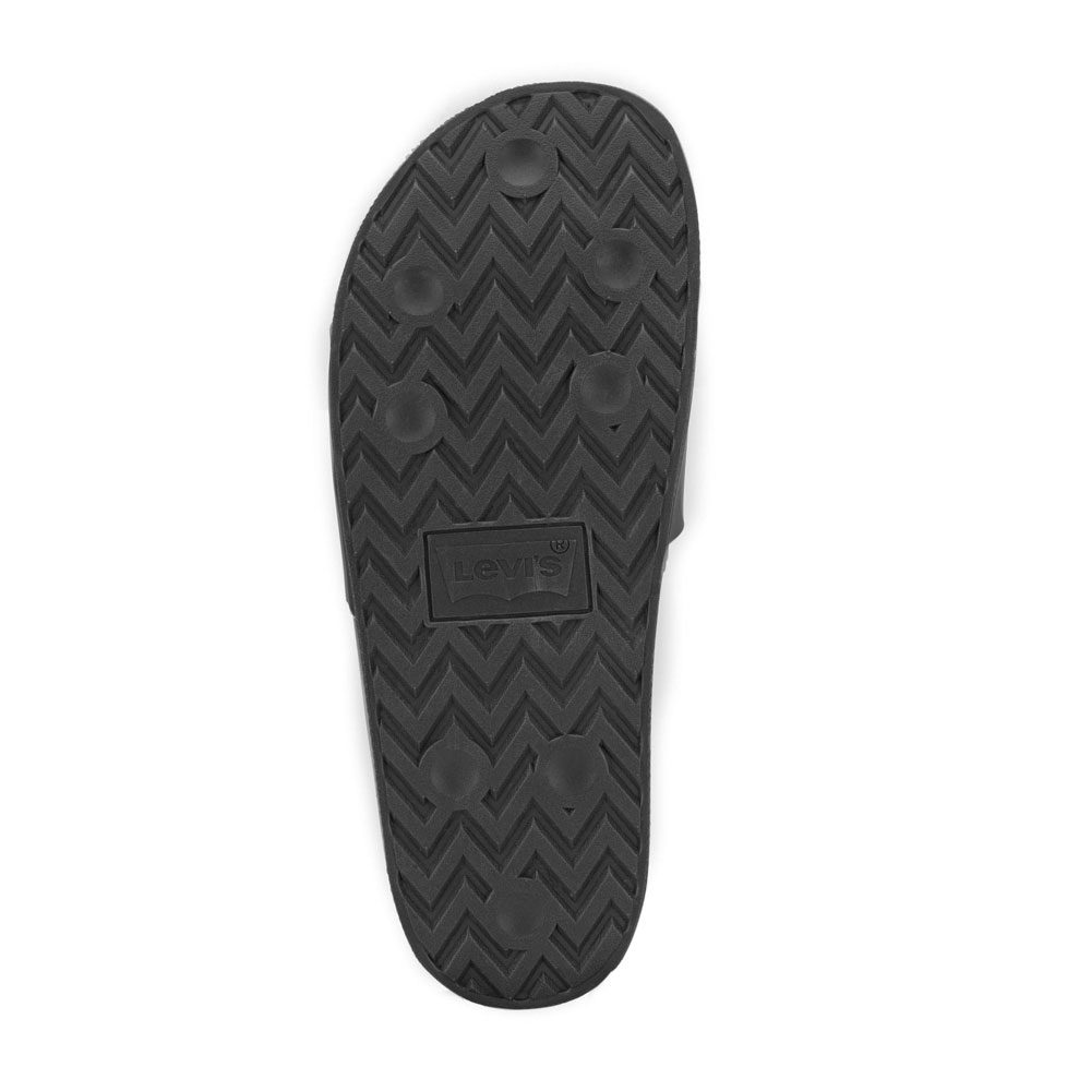 thumbnail 10 - Levi's Mens 3D Soft Comfort Rubber Outsole Slip-on Slide Soccer Sandal