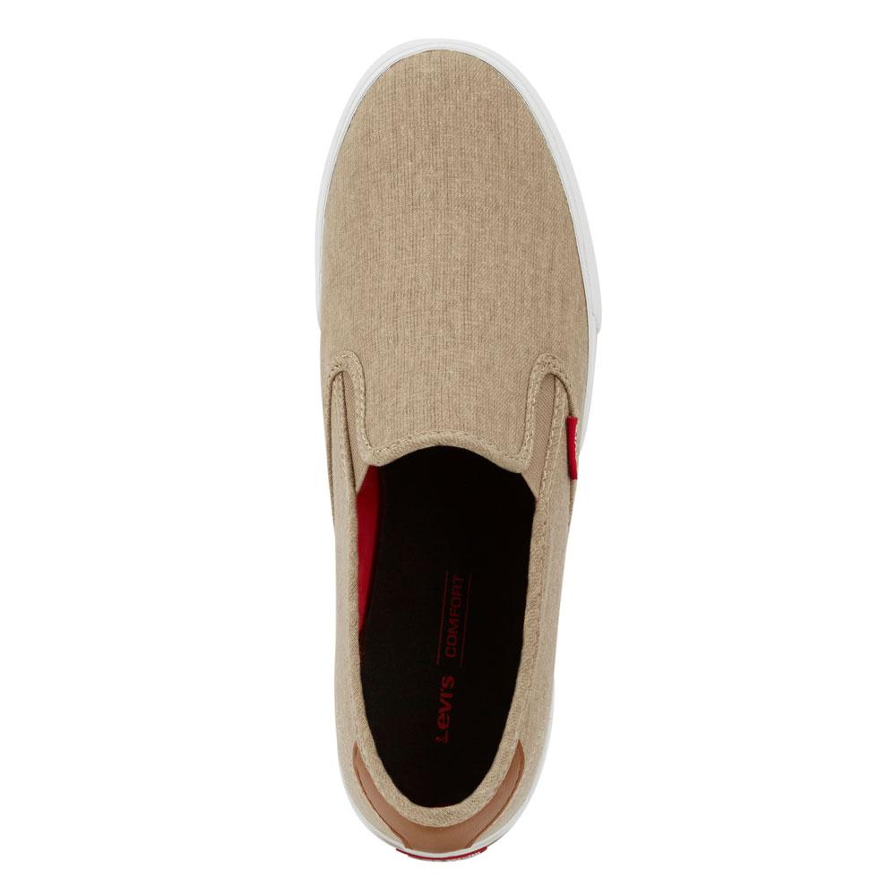 Levi-039-s-Mens-Seaside-CT-L-Casual-Rubber-Sole-Slip-On-Sneaker-Shoe thumbnail 20