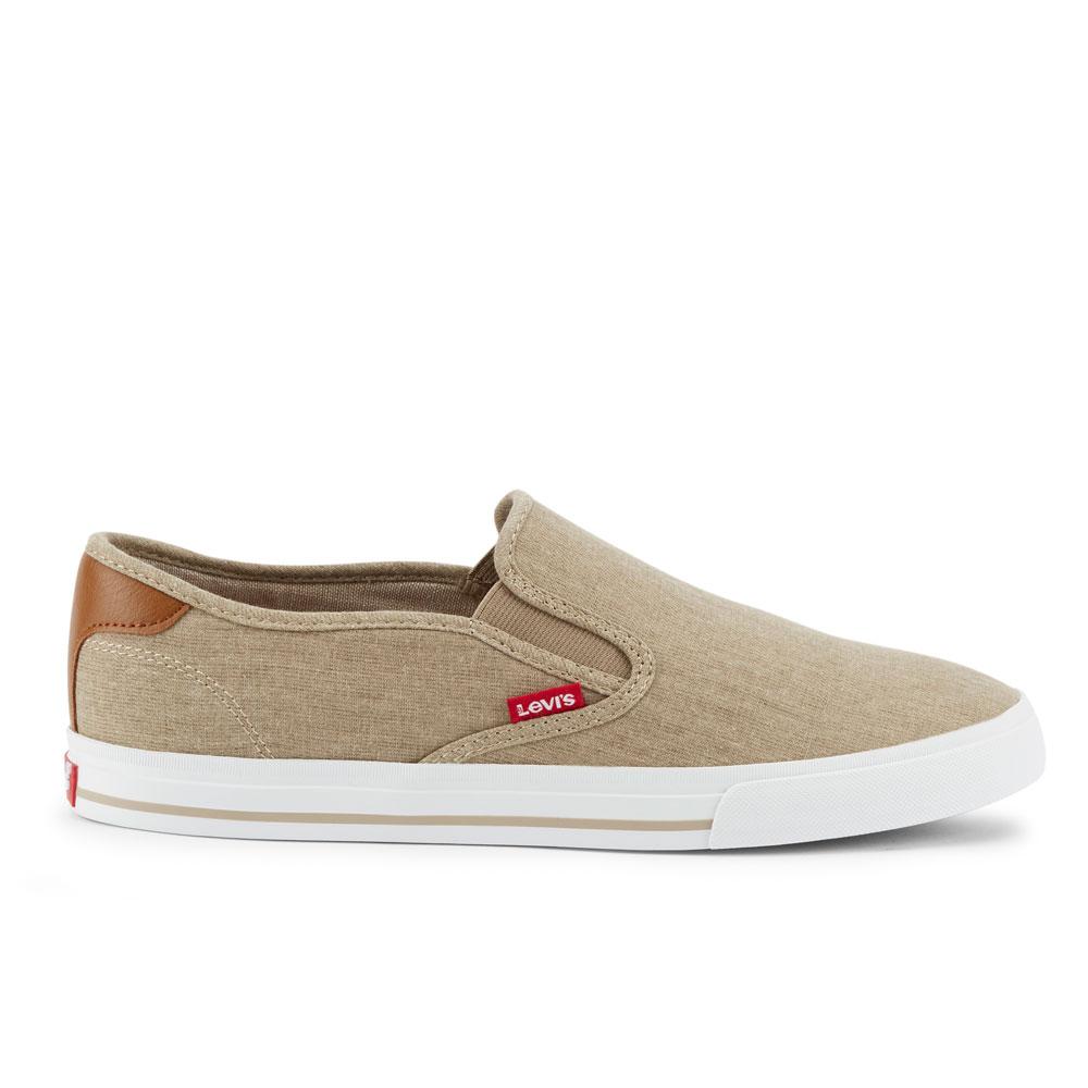 Levi-039-s-Mens-Seaside-CT-L-Casual-Rubber-Sole-Slip-On-Sneaker-Shoe thumbnail 24