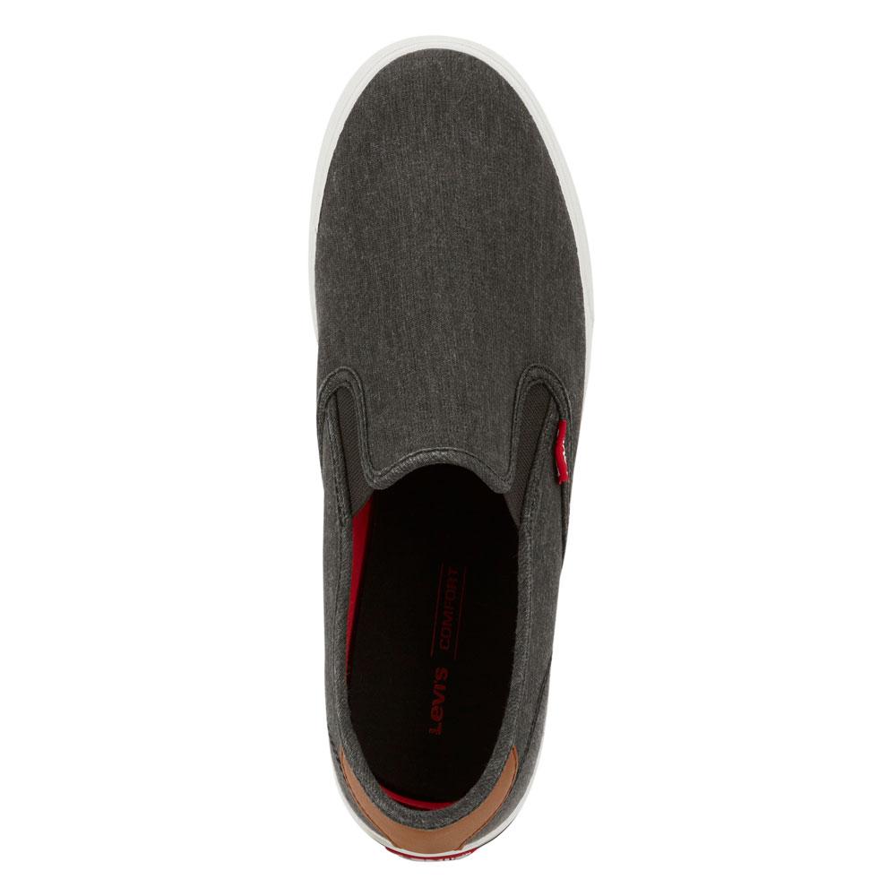 Levi-039-s-Mens-Seaside-CT-L-Casual-Rubber-Sole-Slip-On-Sneaker-Shoe thumbnail 8