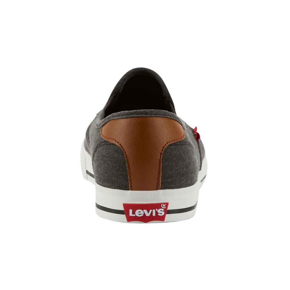 Levi-039-s-Mens-Seaside-CT-L-Casual-Rubber-Sole-Slip-On-Sneaker-Shoe thumbnail 9