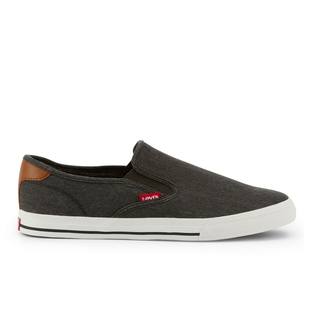 Levi-039-s-Mens-Seaside-CT-L-Casual-Rubber-Sole-Slip-On-Sneaker-Shoe thumbnail 12