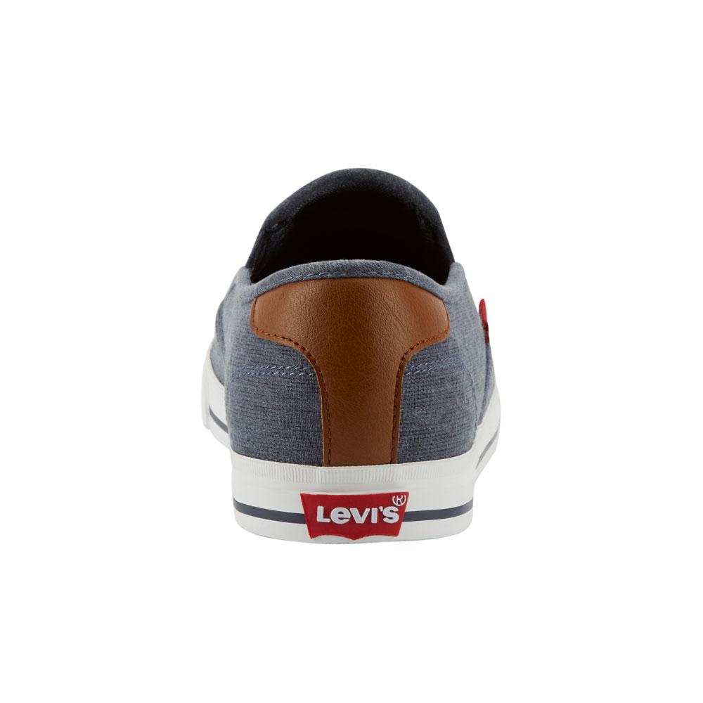 Levi-039-s-Mens-Seaside-CT-L-Casual-Rubber-Sole-Slip-On-Sneaker-Shoe thumbnail 27