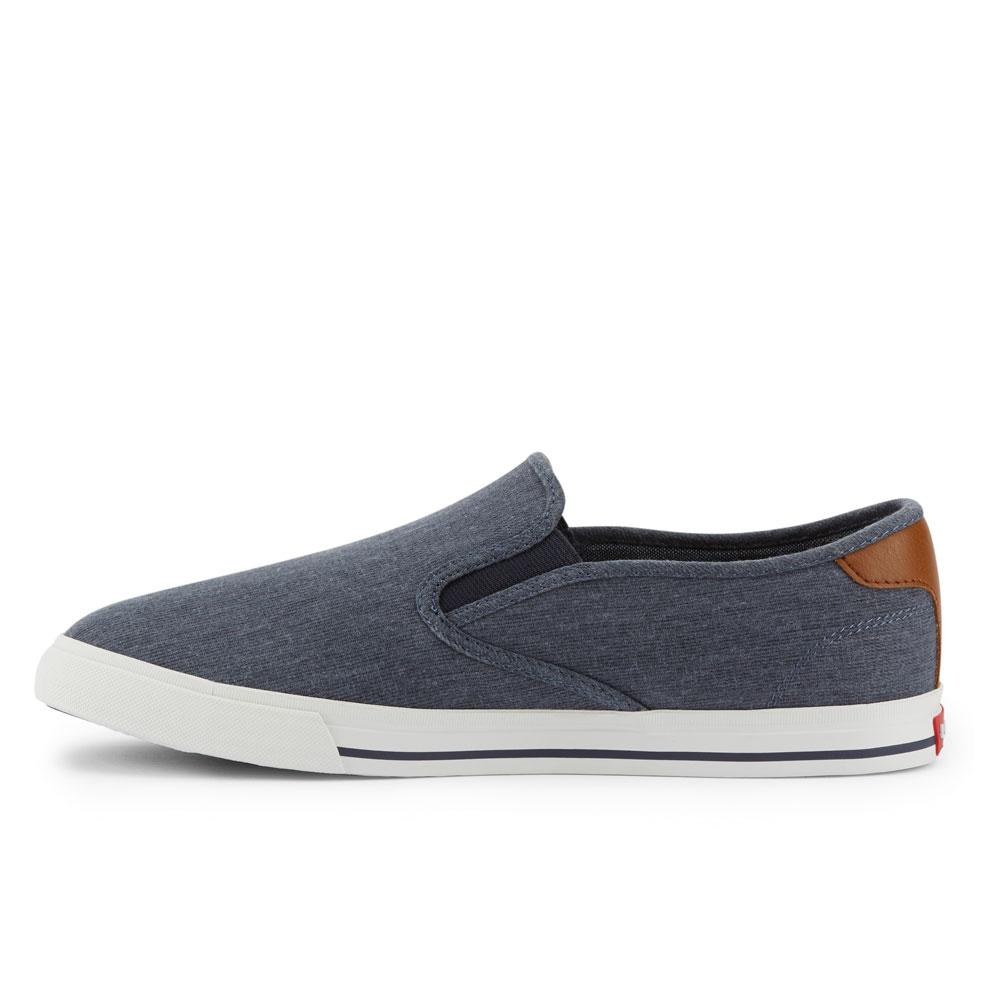 Levi-039-s-Mens-Seaside-CT-L-Casual-Rubber-Sole-Slip-On-Sneaker-Shoe thumbnail 29