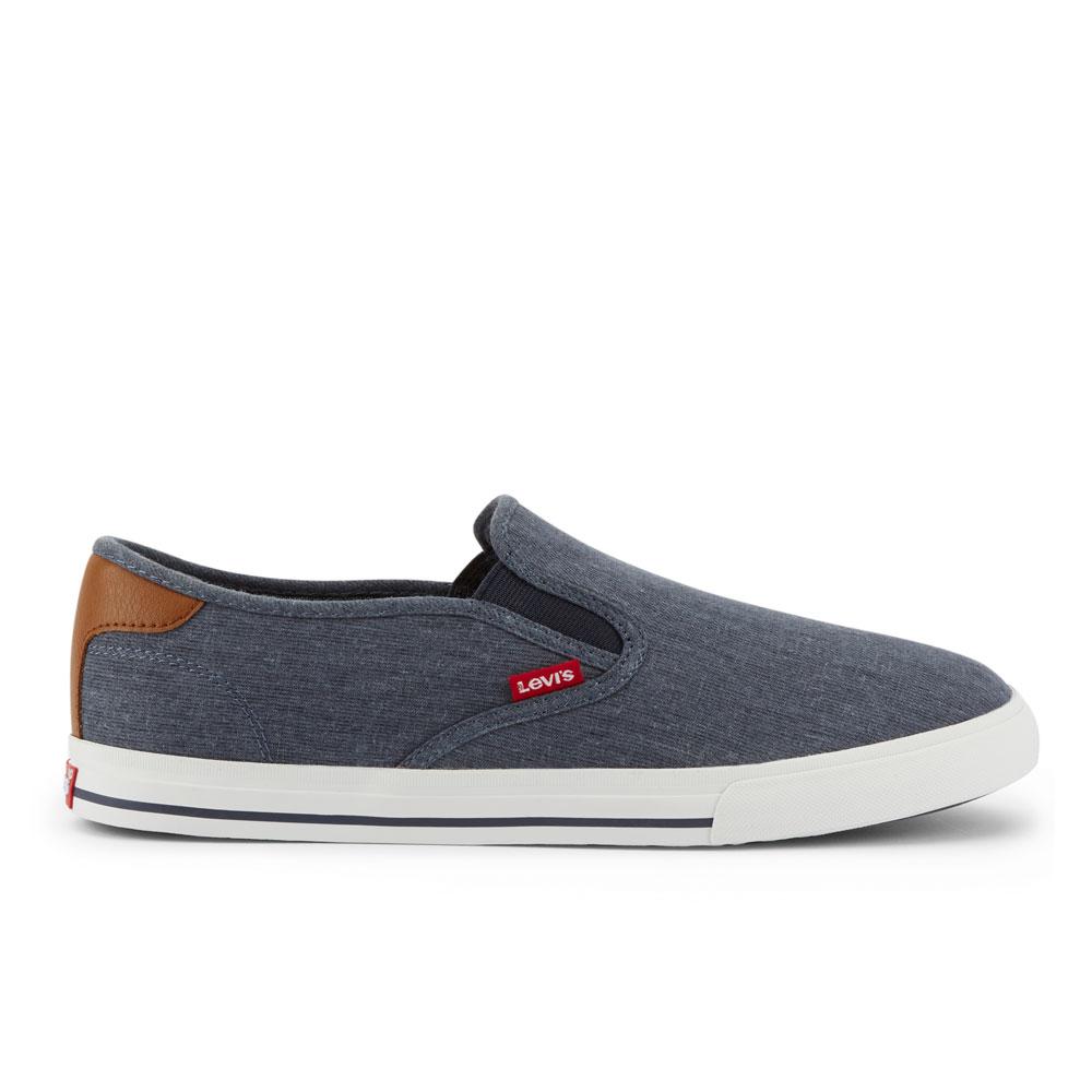 Levi-039-s-Mens-Seaside-CT-L-Casual-Rubber-Sole-Slip-On-Sneaker-Shoe thumbnail 30