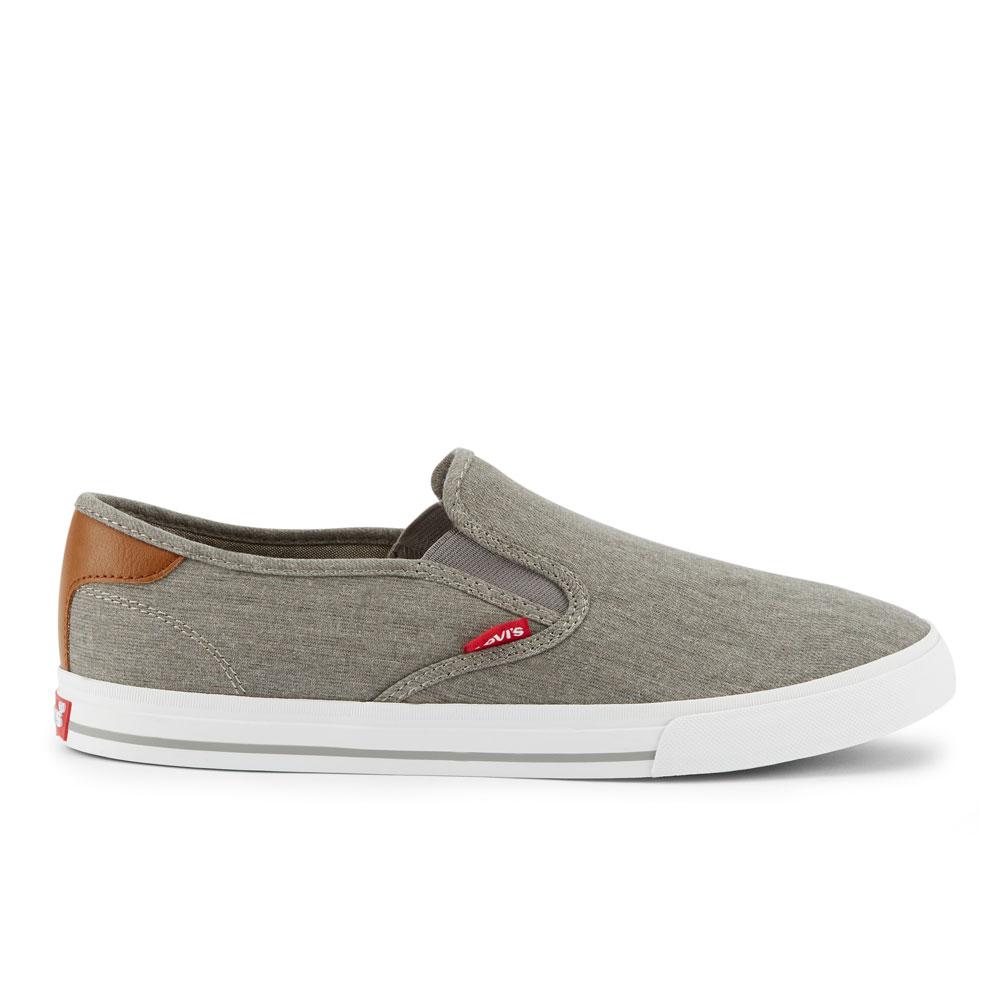 Levi-039-s-Mens-Seaside-CT-L-Casual-Rubber-Sole-Slip-On-Sneaker-Shoe thumbnail 18