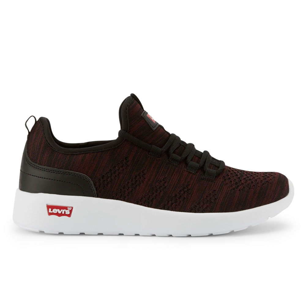 Levi-039-s-Mens-Apex-KT-Casual-Rubber-Sole-Knit-Fashion-Sneaker-Shoe thumbnail 18