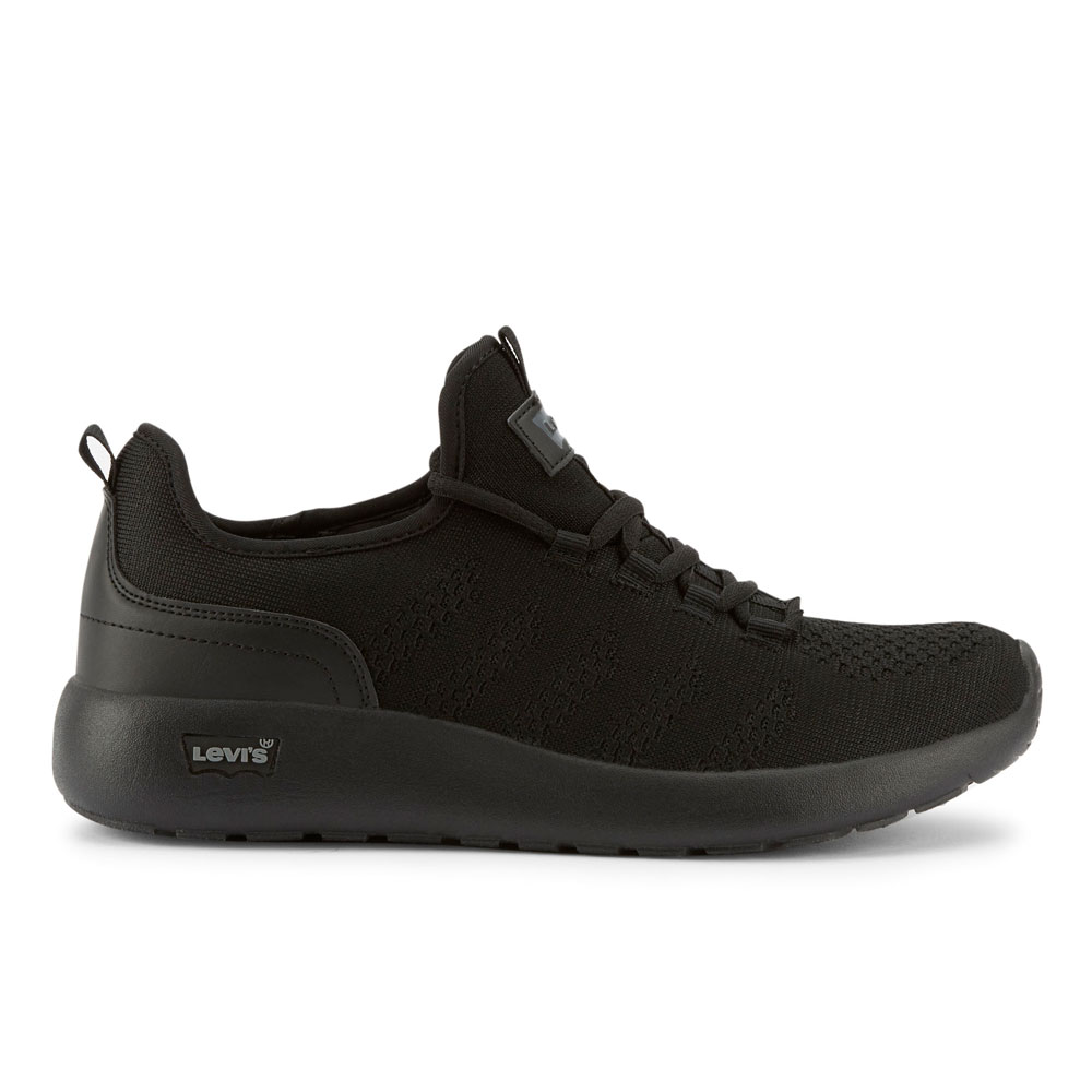 Levi-039-s-Mens-Apex-KT-Casual-Rubber-Sole-Knit-Fashion-Sneaker-Shoe thumbnail 12