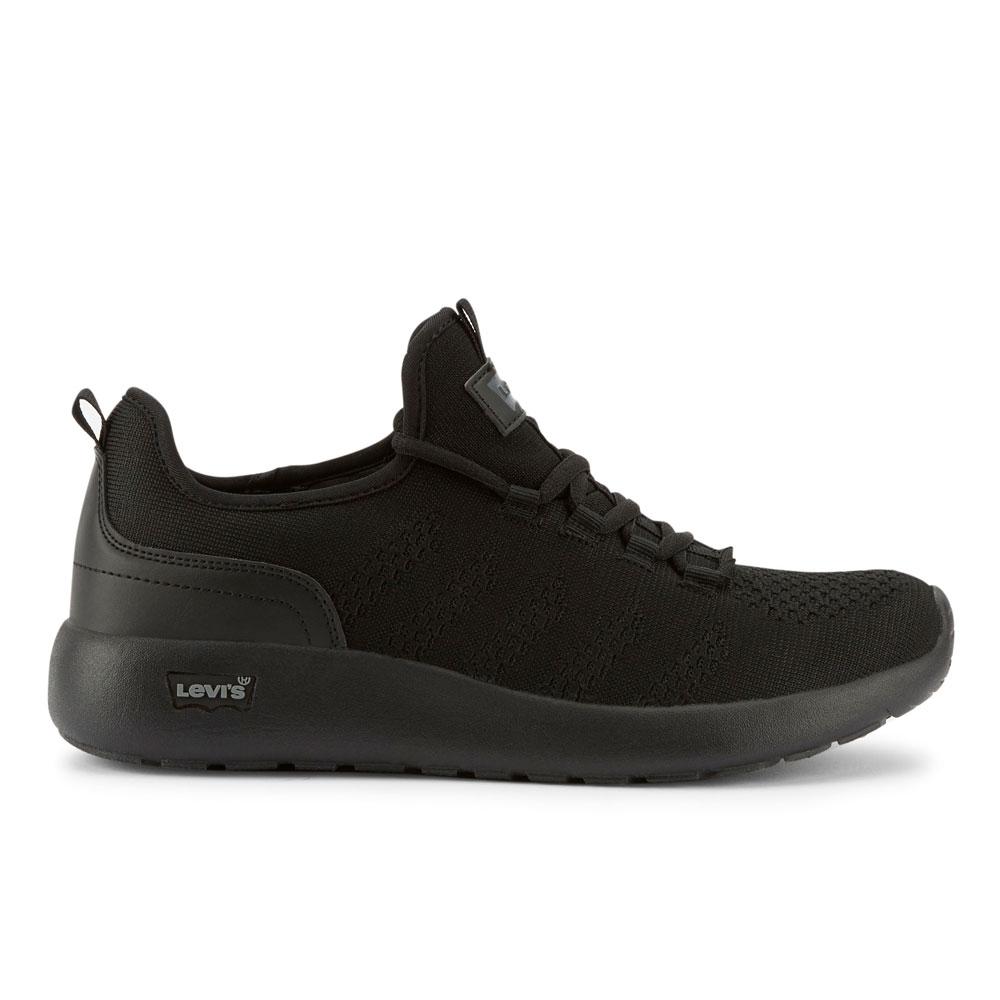 Levi-039-s-Mens-Apex-KT-Casual-Rubber-Sole-Knit-Fashion-Sneaker-Shoe thumbnail 12
