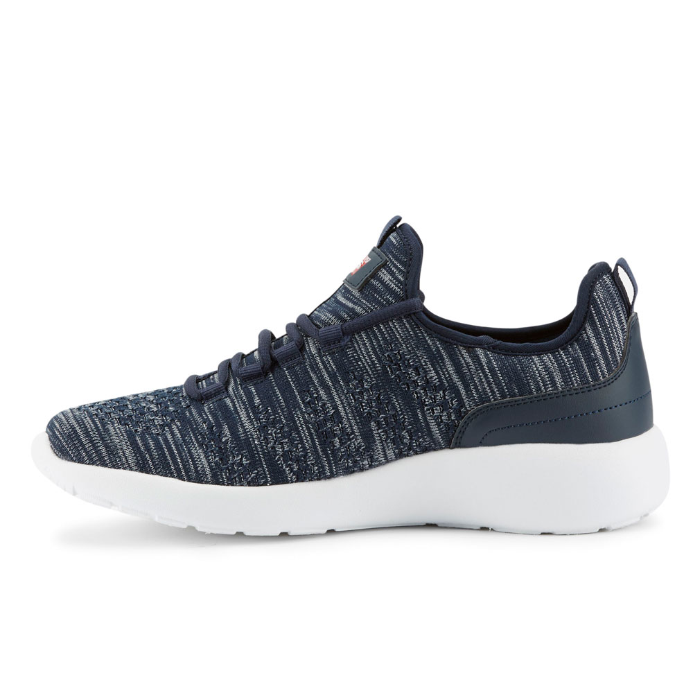 Levi-039-s-Mens-Apex-KT-Casual-Rubber-Sole-Knit-Fashion-Sneaker-Shoe thumbnail 35