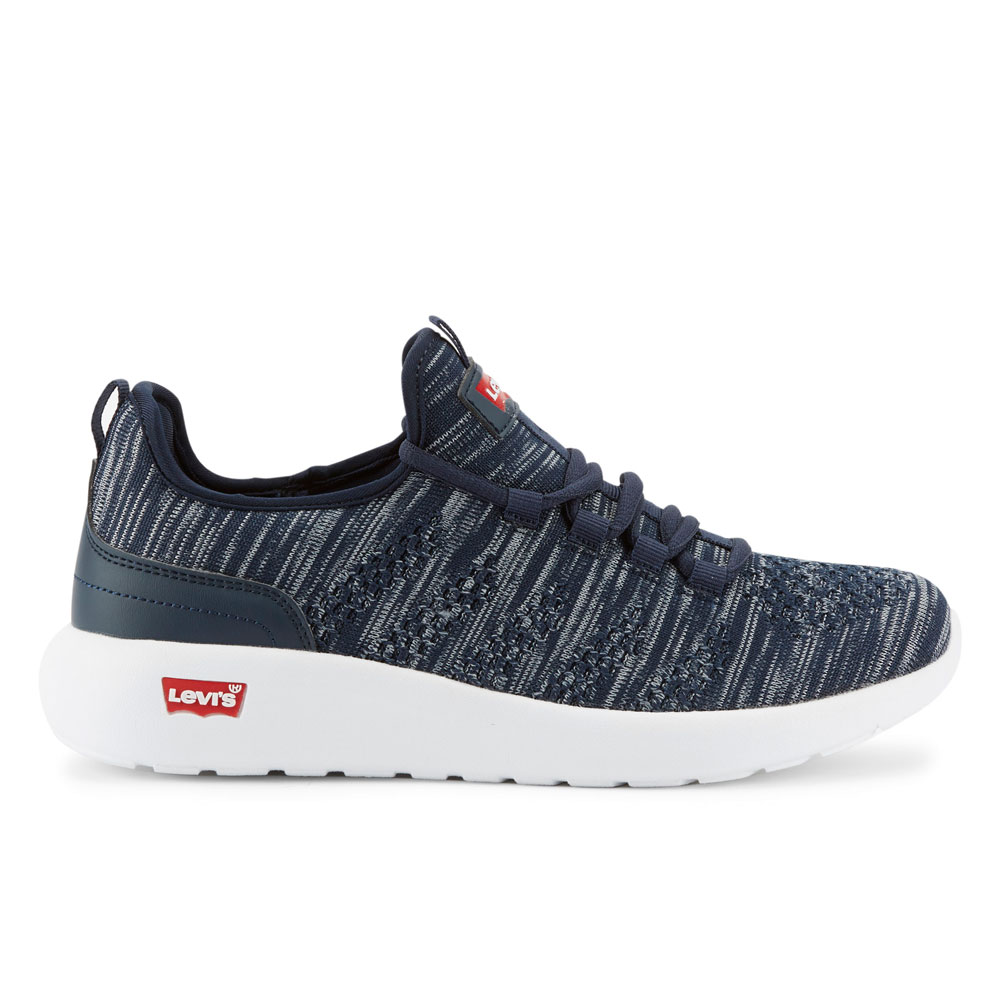 Levi-039-s-Mens-Apex-KT-Casual-Rubber-Sole-Knit-Fashion-Sneaker-Shoe thumbnail 36
