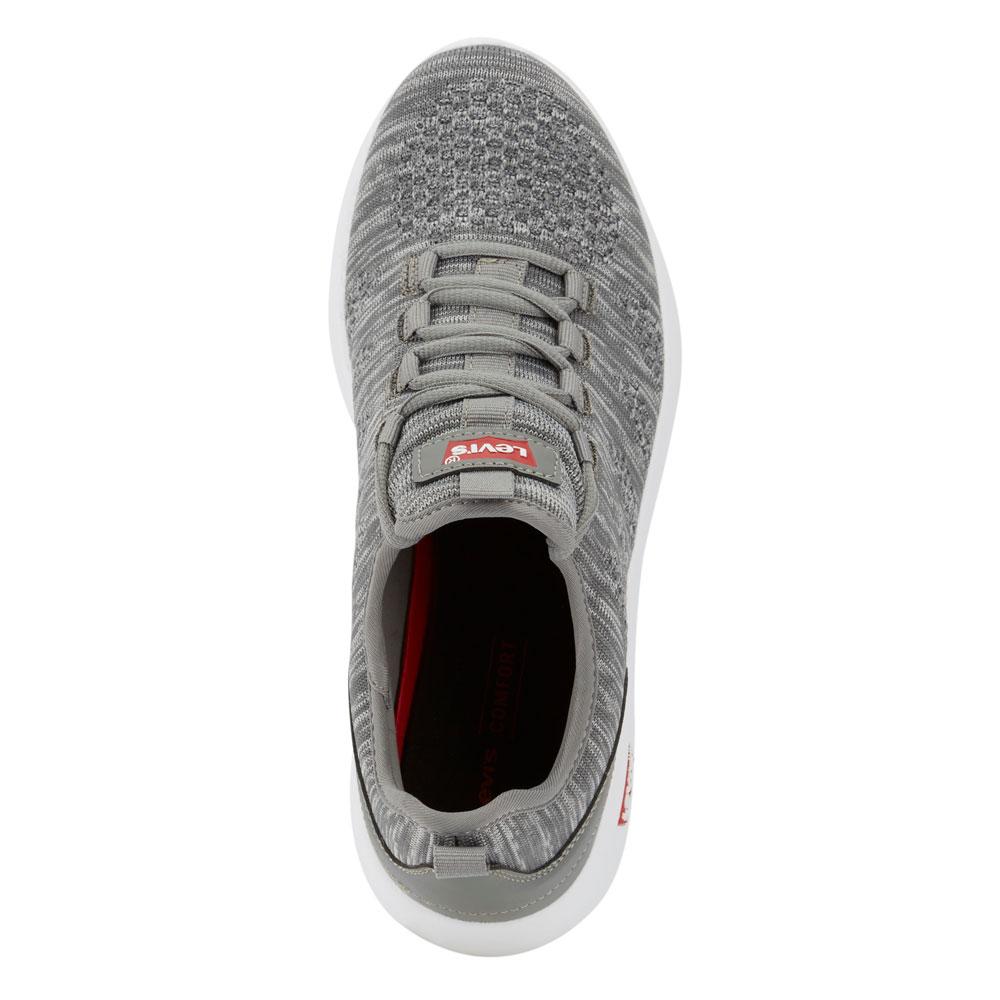 Levi-039-s-Mens-Apex-KT-Casual-Rubber-Sole-Knit-Fashion-Sneaker-Shoe thumbnail 26