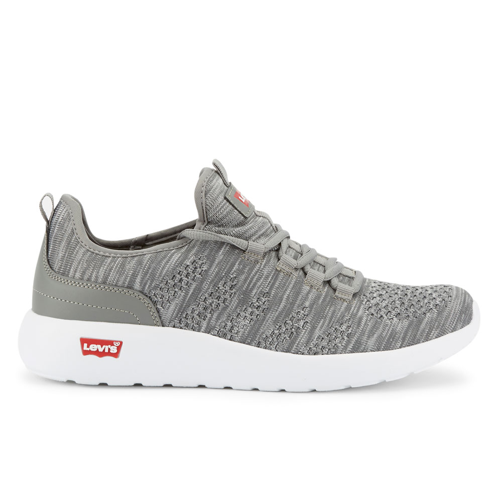 Levi-039-s-Mens-Apex-KT-Casual-Rubber-Sole-Knit-Fashion-Sneaker-Shoe thumbnail 30