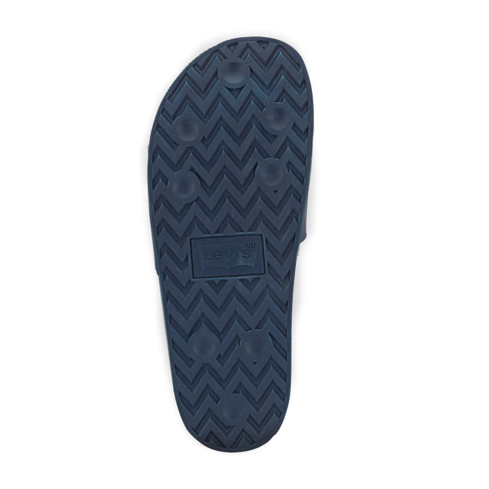 thumbnail 16 - Levi's Mens 3D Soft Comfort Rubber Outsole Slip-on Slide Soccer Sandal