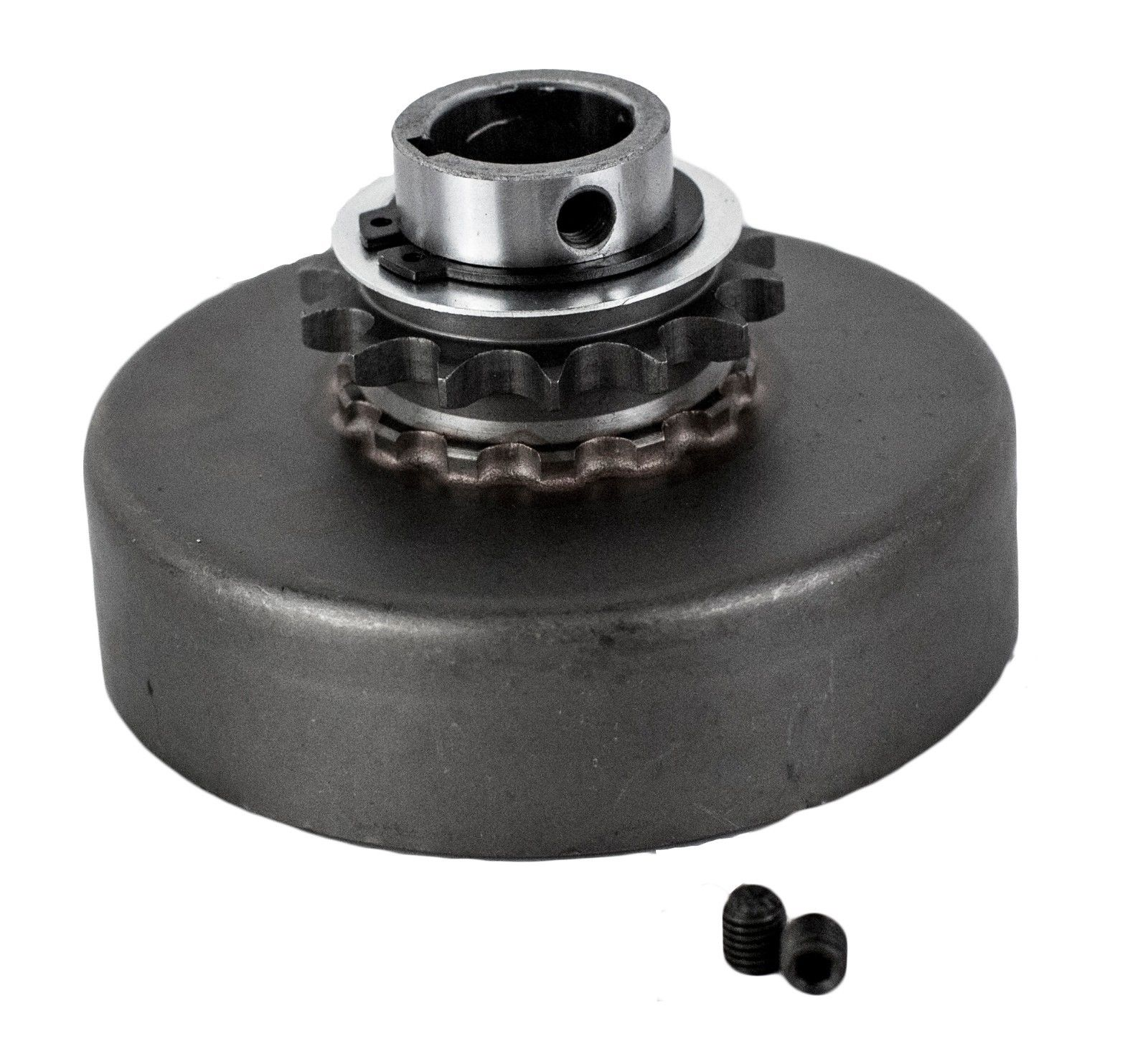 Centrifugal Go Kart Clutch 1 Quot 14t 14 Tooth Heavy Duty For 40 41 420 Chain 13hp Ebay