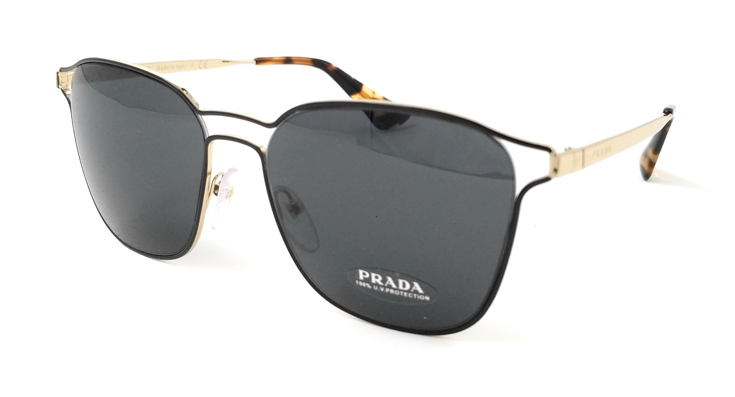 Sunglasses - PR 0PR 54TS 55 1AB5S0 - black - Sunglasses for ladies Prada JSxNETXL