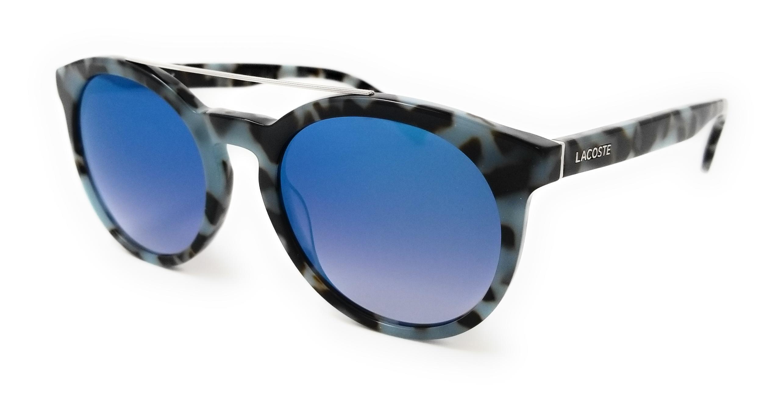 Lacoste Sonnenbrille » L821S«, blau, 215 - blau