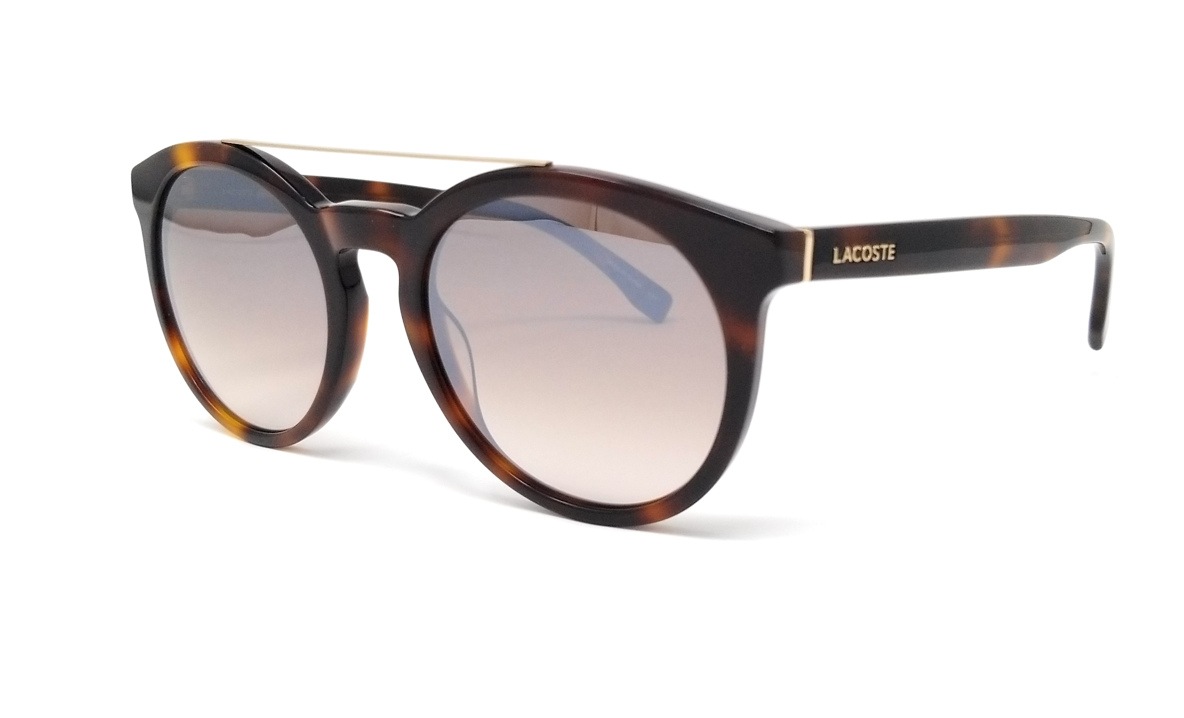 0f153c874fd9 LACOSTE Sunglasses L821S 214 Havana Oval 52x20x145 886895284721