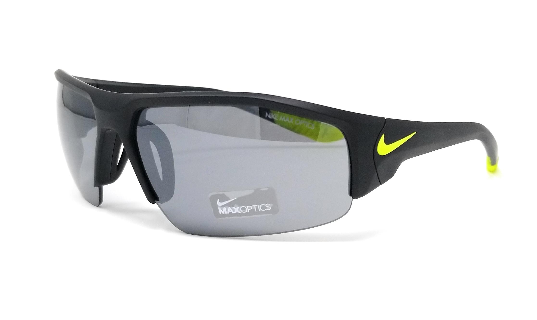 6b6d2641fe Details about NIKE Sunglasses SKYLON ACE XV EV0857 007 Matte Black  Rectangle 75x14x130