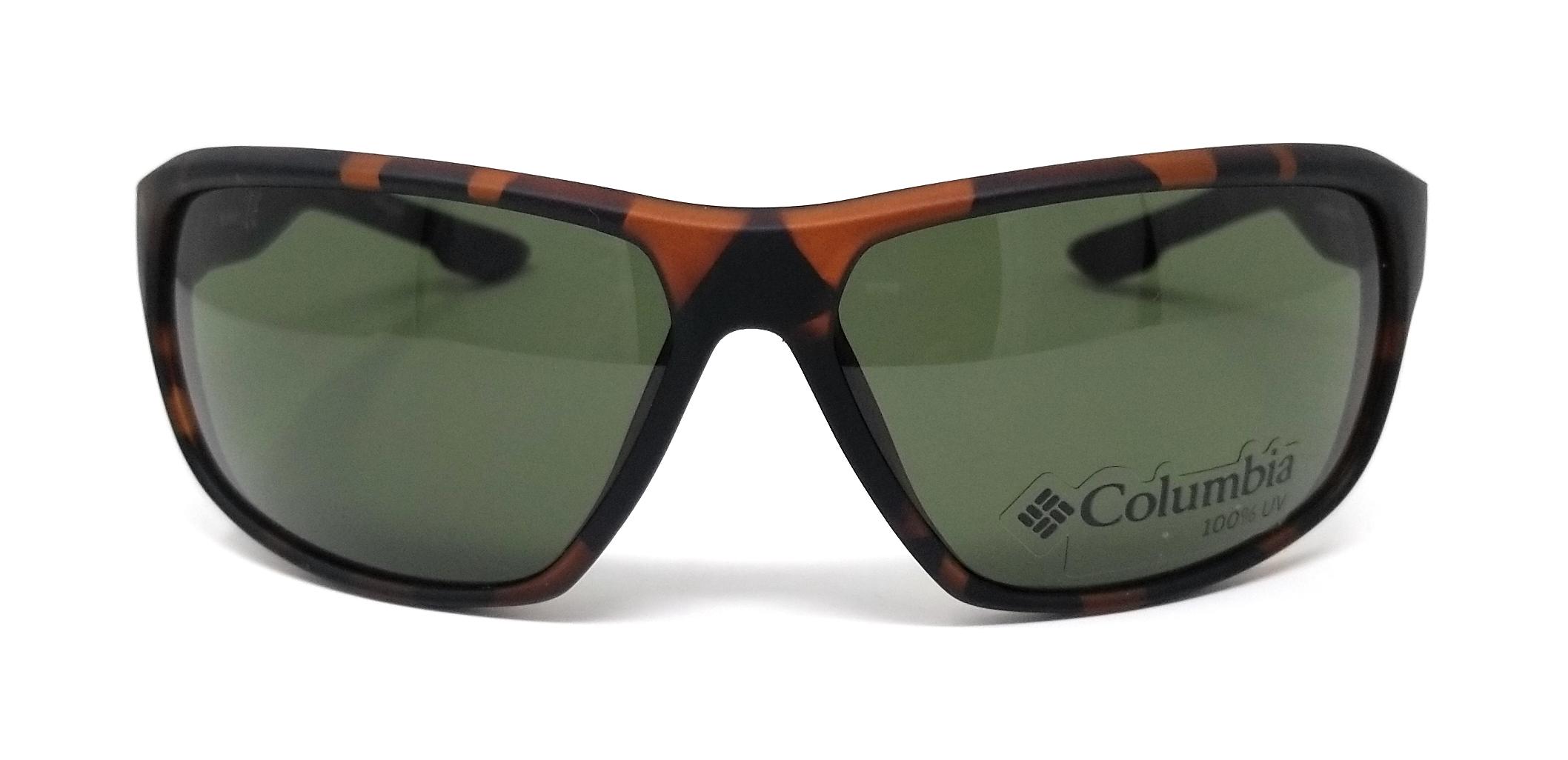 COLUMBIA Sunglasses C513S NOTCHED PEAK 242 Matte Tortoise Oval Men/'s 67x14x130