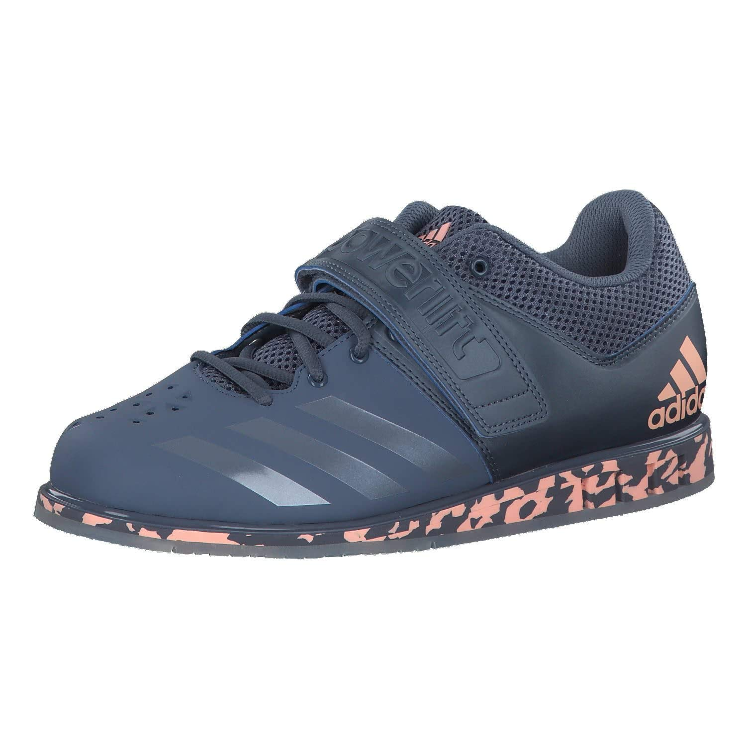 Details about Adidas Powerlift 3.1 Mens Blue Weight Lifting Shoes Gym  Trainers - 5 UK a11112405d6a