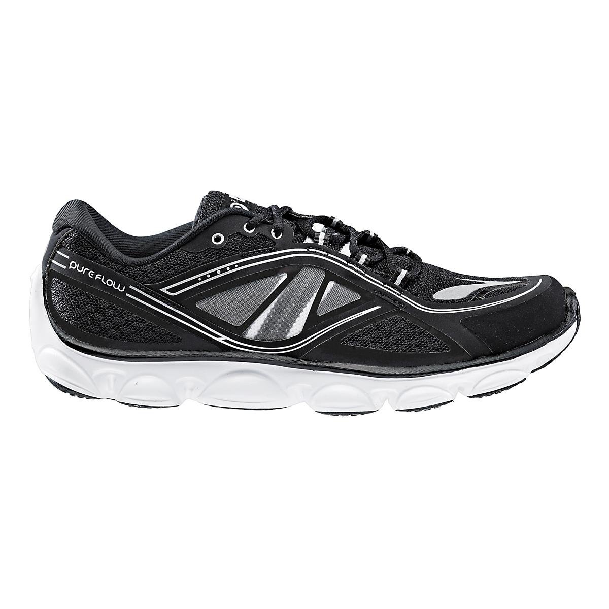 4b6f0c90a70 Details about Brooks Pure Flow 3 Kids Running Shoes - Sports - Black White  - RRP 50 GBP
