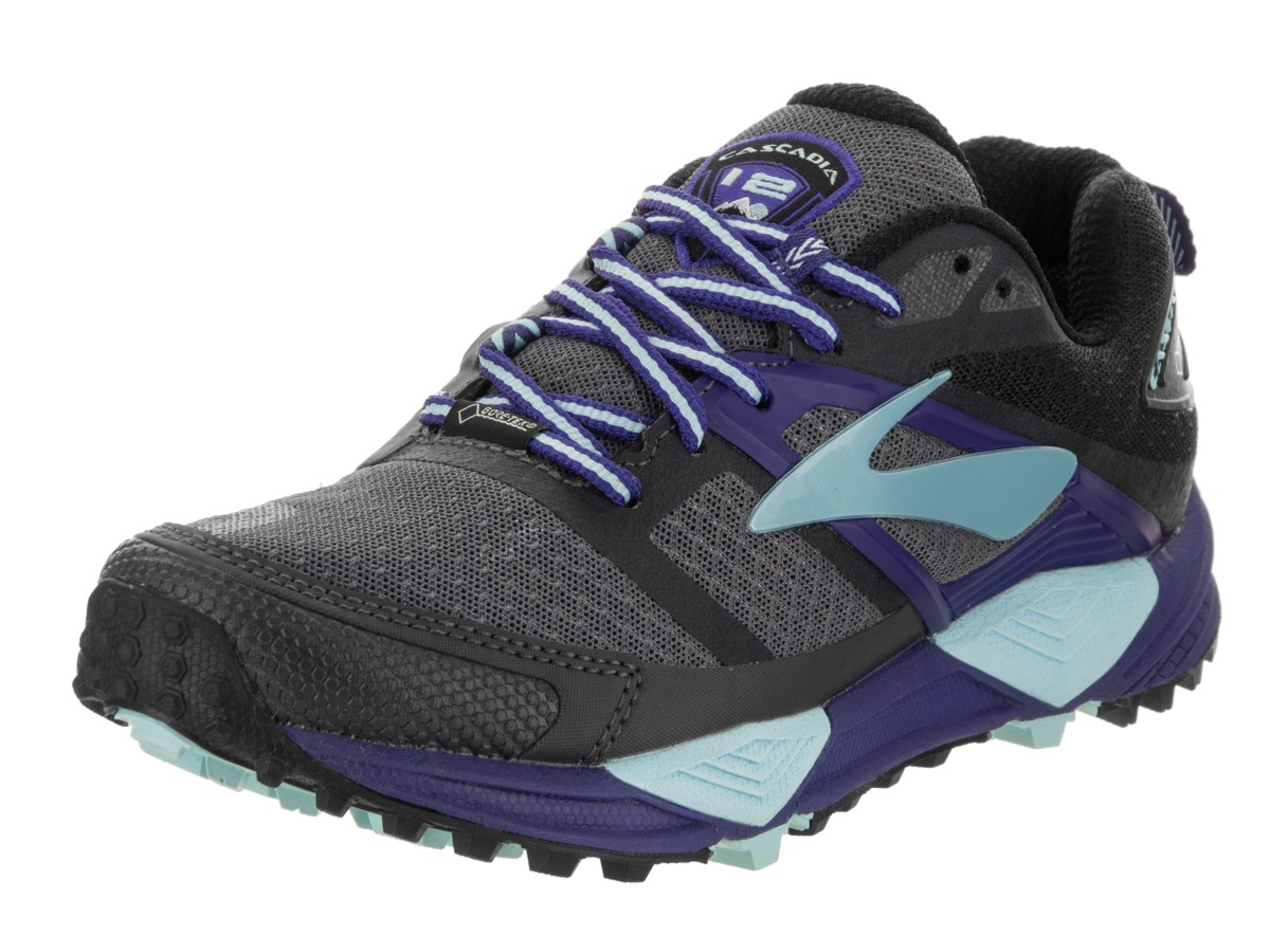 8560c6604ebbe Details about Brooks Cascadia 12 GTX Womens Trail Running Shoes