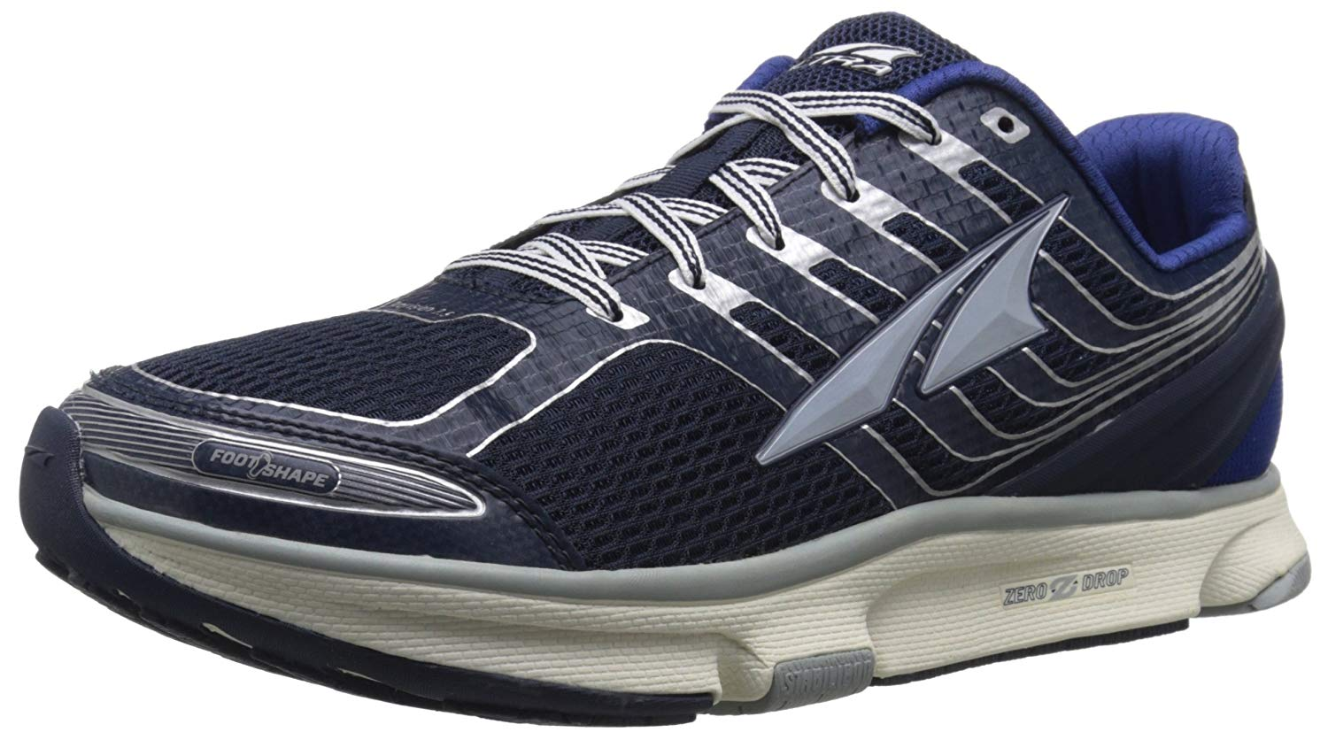 buy online cb48b 6c2a6 Details about Altra Mens Provision 2.5 Zero Drop Running Shoes Trainers  Sneaker Navy
