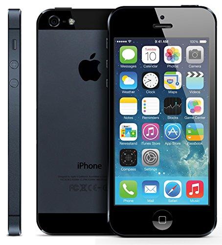 iPhone 5 32GB Black (Verizon) Refurbished Grade B 885909600113  4971cd8a4b