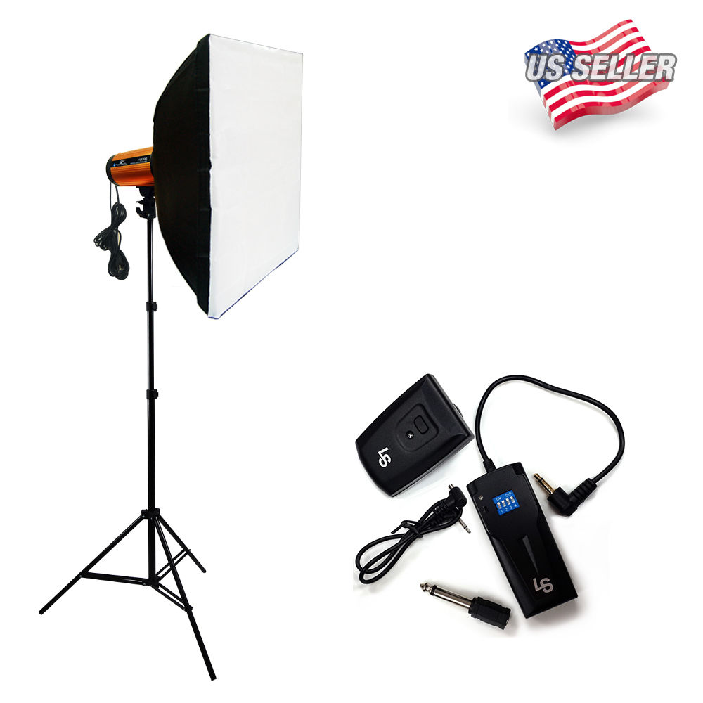 Optex Photo Studio Lighting Kit Review: 【US】LUSANA 300W Photography Studio Strobe Photo Flash