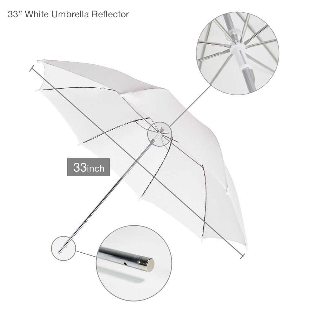 Photo-Photography-Umbrella-Lighting-Kit-Studio-Light-Bulb-Muslin-Backdrop-Stand