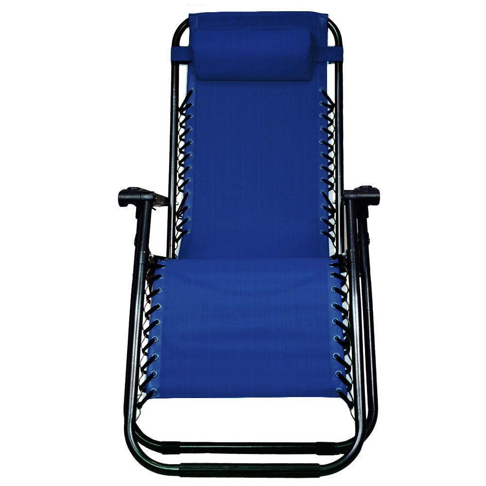 Zero Gravity Outdoor Lounger 5