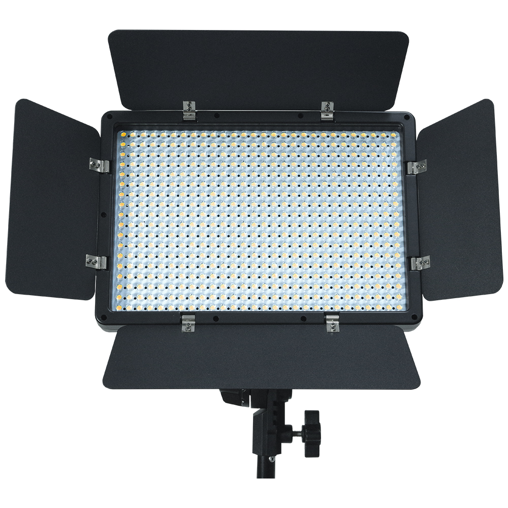 Led Studio Light Repair: 504 LED Light Panel Kit Photography Video Studio Lighting
