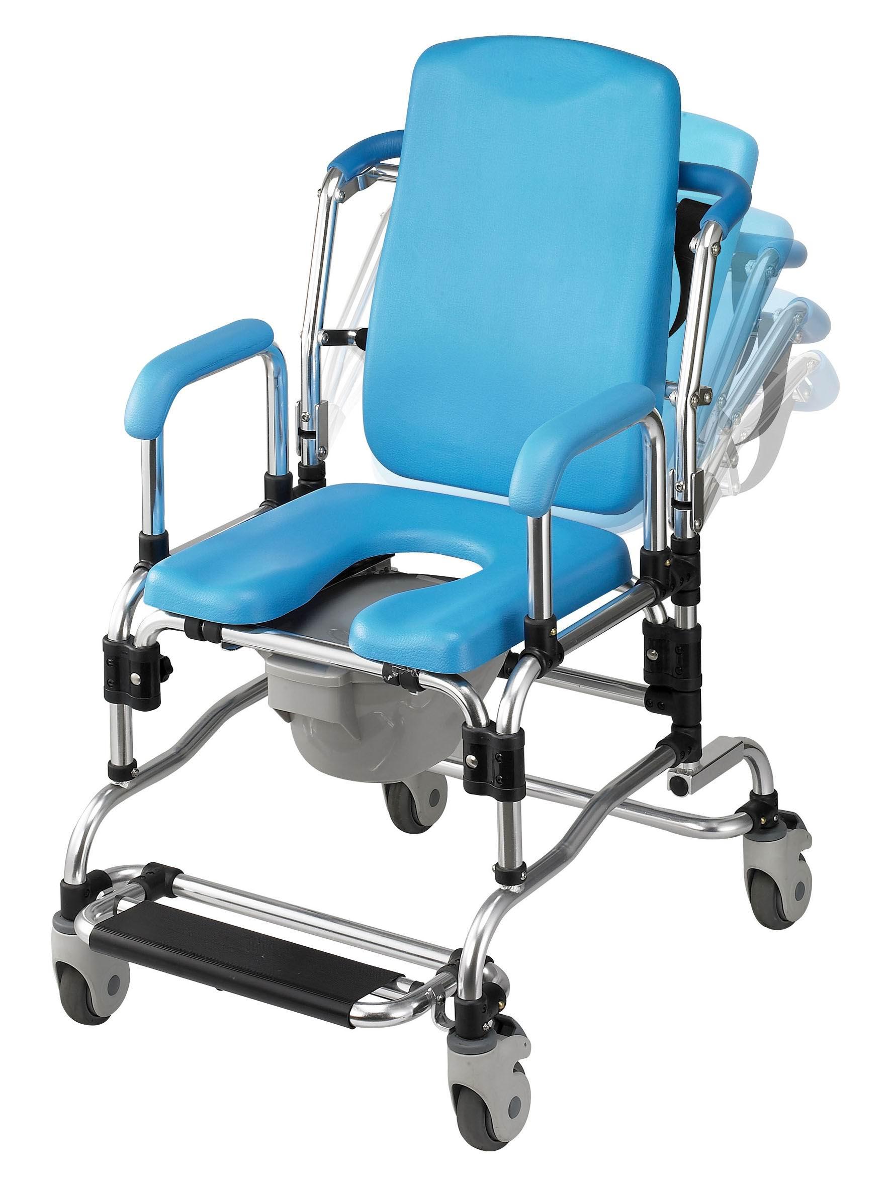 Wondrous Details About Laguna Reclining Bath Shower Chair With Padded Seat Back Armrests Headrest Creativecarmelina Interior Chair Design Creativecarmelinacom