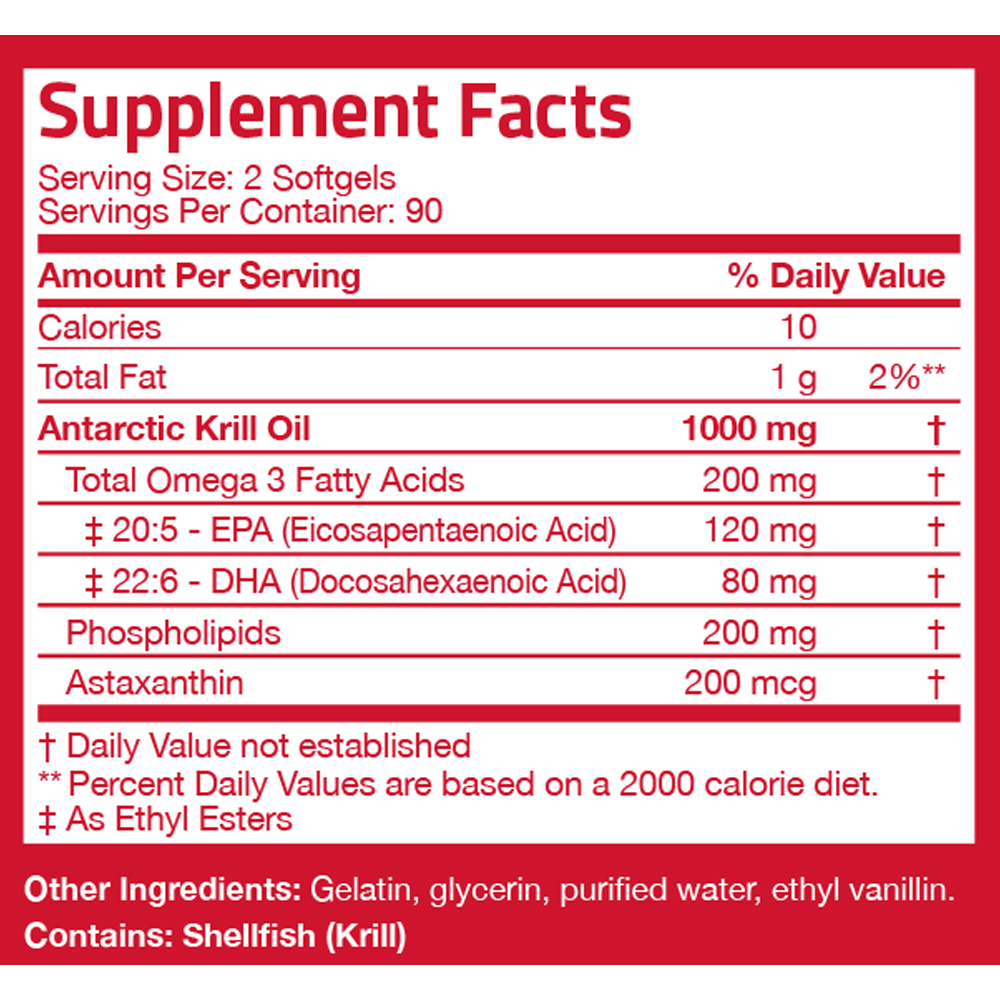 Antarctic-Krill-Oil-1000mg-with-Omega-3s-EPA-DHA-and-Astaxanthin thumbnail 16