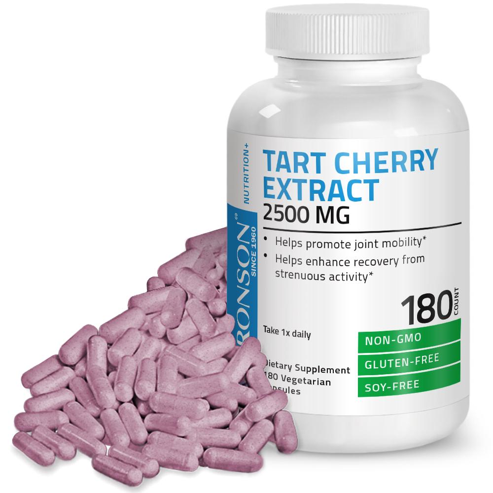 Tart-Cherry-Extract-2500mg-Non-GMO-Gluten-Free-Soy-Free-with-Antioxidants thumbnail 4