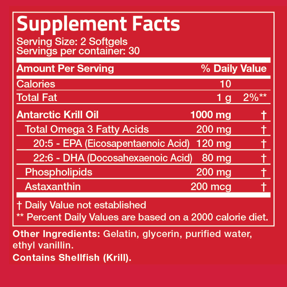 Antarctic-Krill-Oil-1000mg-with-Omega-3s-EPA-DHA-and-Astaxanthin thumbnail 8