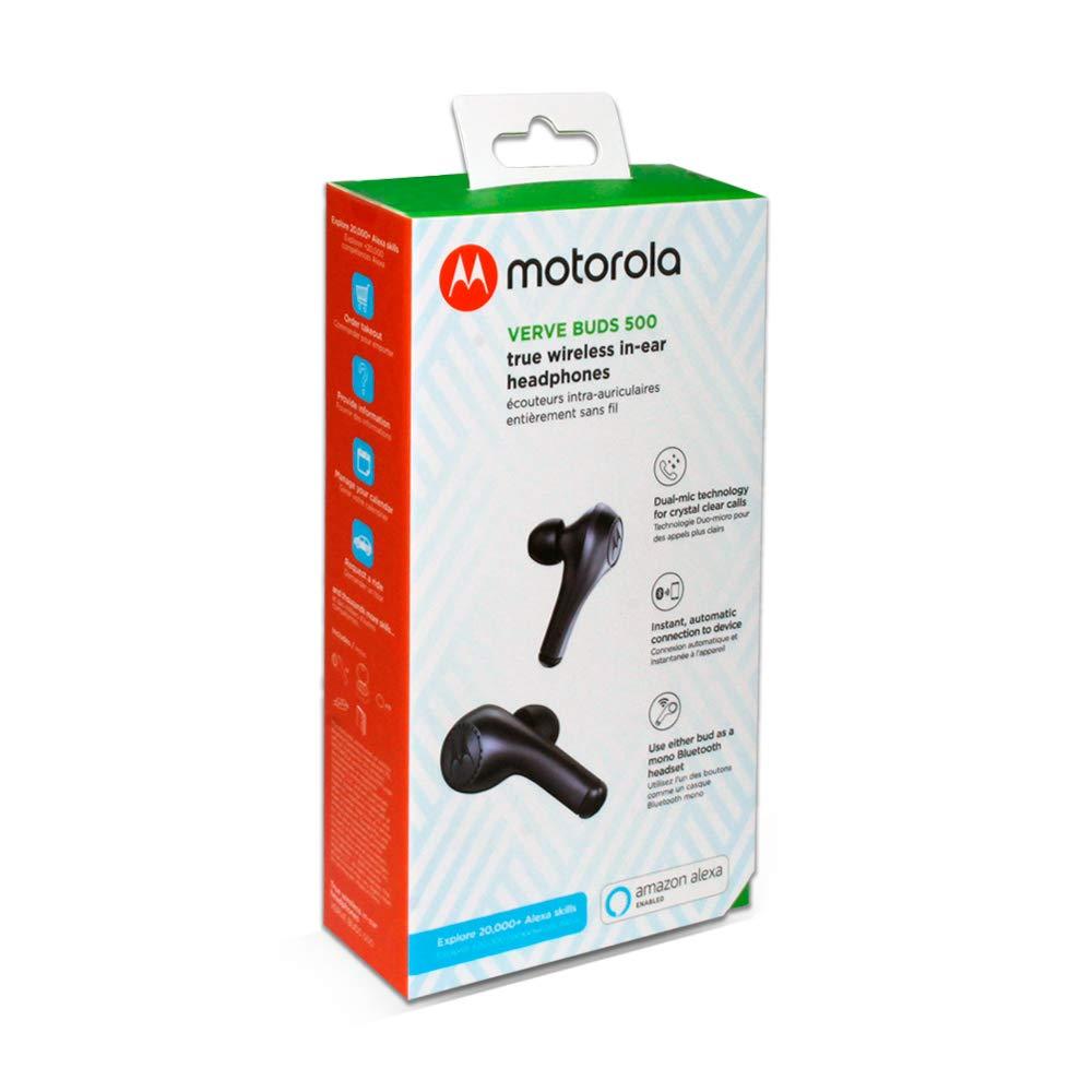 Motorola Verve Buds 500 True Wireless Bluetooth In Ear Headphones Ebay