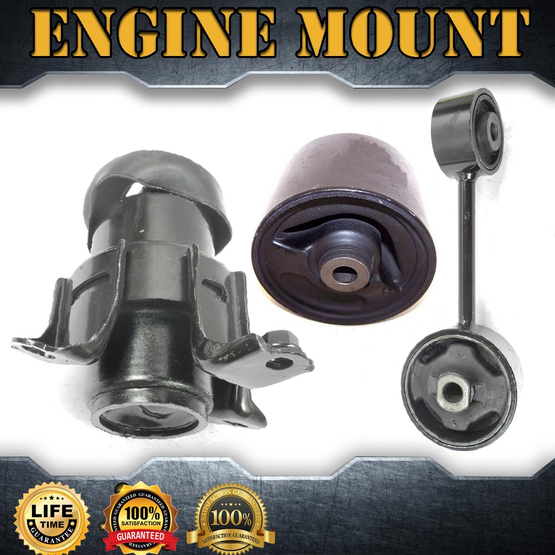 For 1999-2001 Lexus ES300 3.0L FWD Engine Motor Mount Set 2PCS Automatic