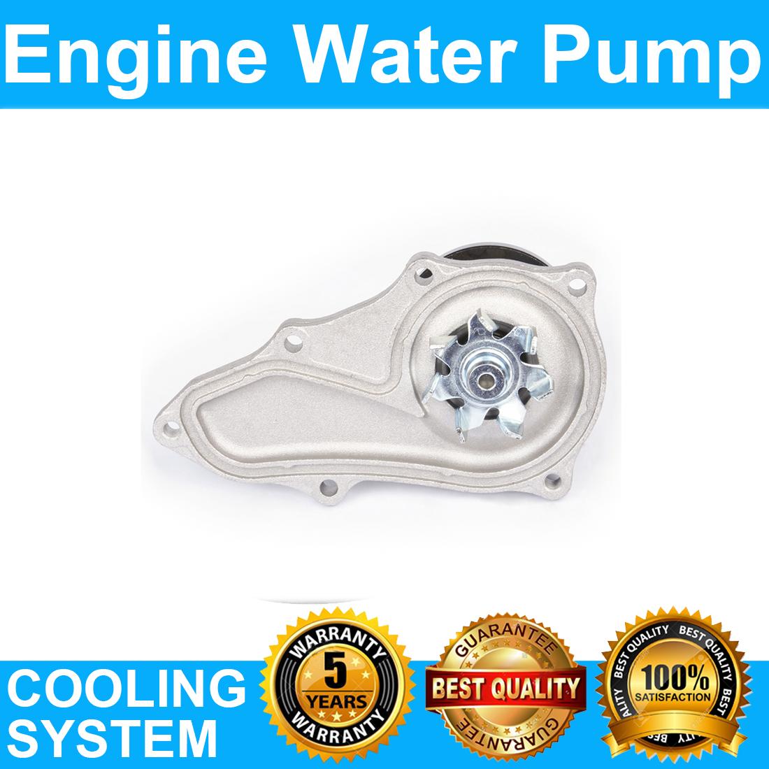 Standard Gates fits 13-17 Honda Accord 2.4L-L4 Engine Water Pump-Water Pump