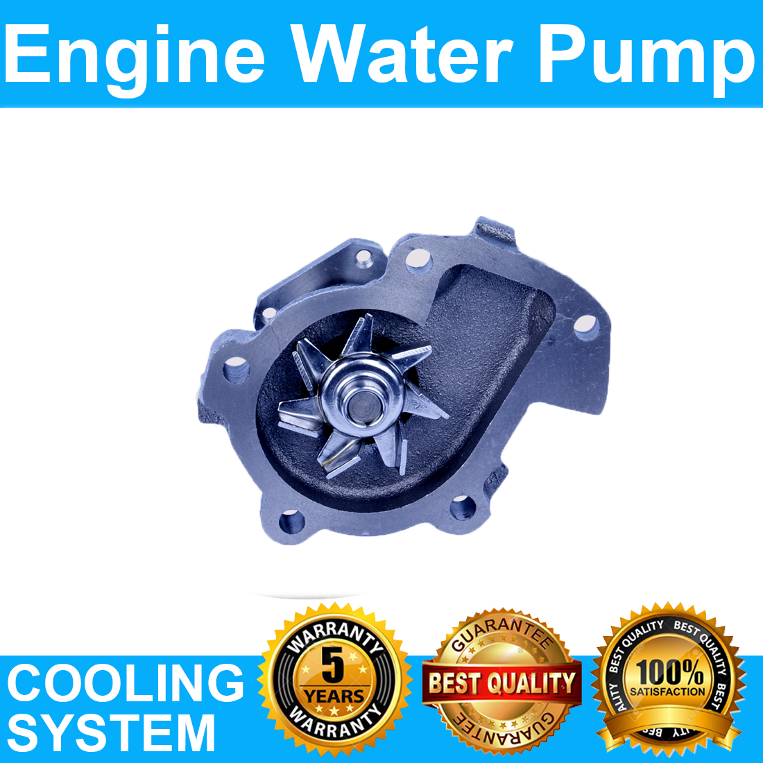 COOLING SYSTEM WATER PUMP
