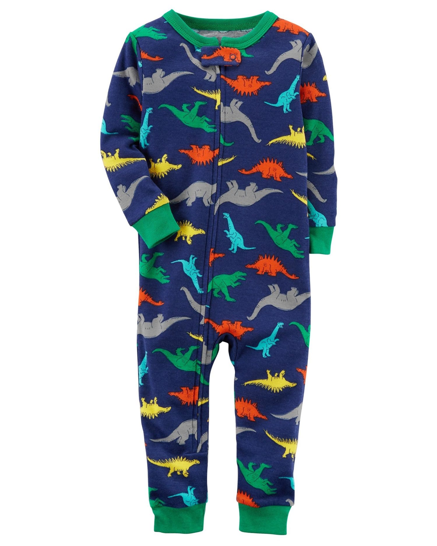 7de3f21bb Carter s Baby Boys  1-Piece Snug Fit Cotton Footless PJs