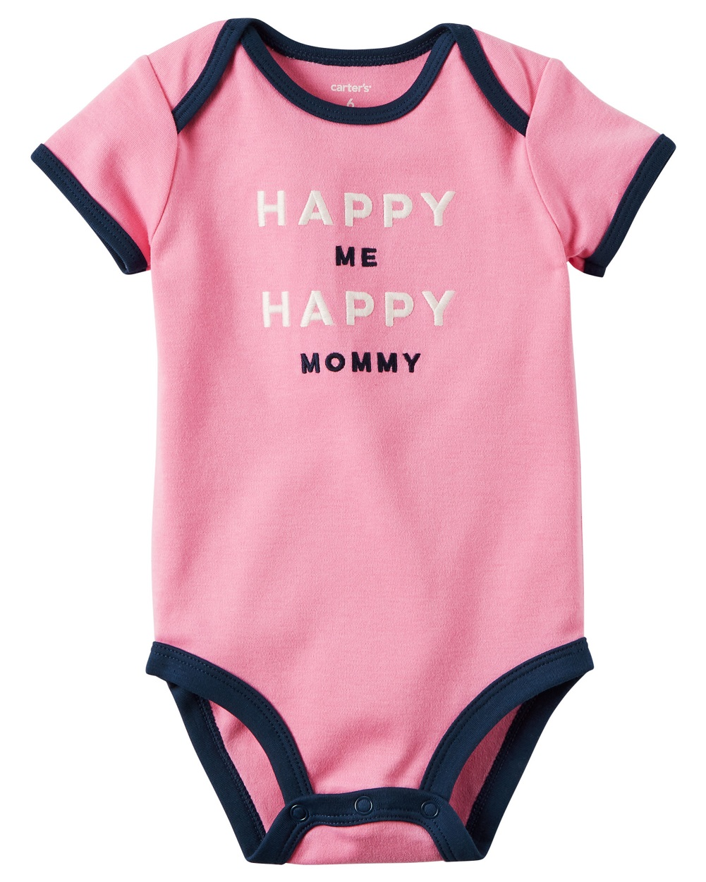 ed0c84d4b Carter's Baby Girls' Happy Mommy Collectible Bodysuit, 18 Months ...