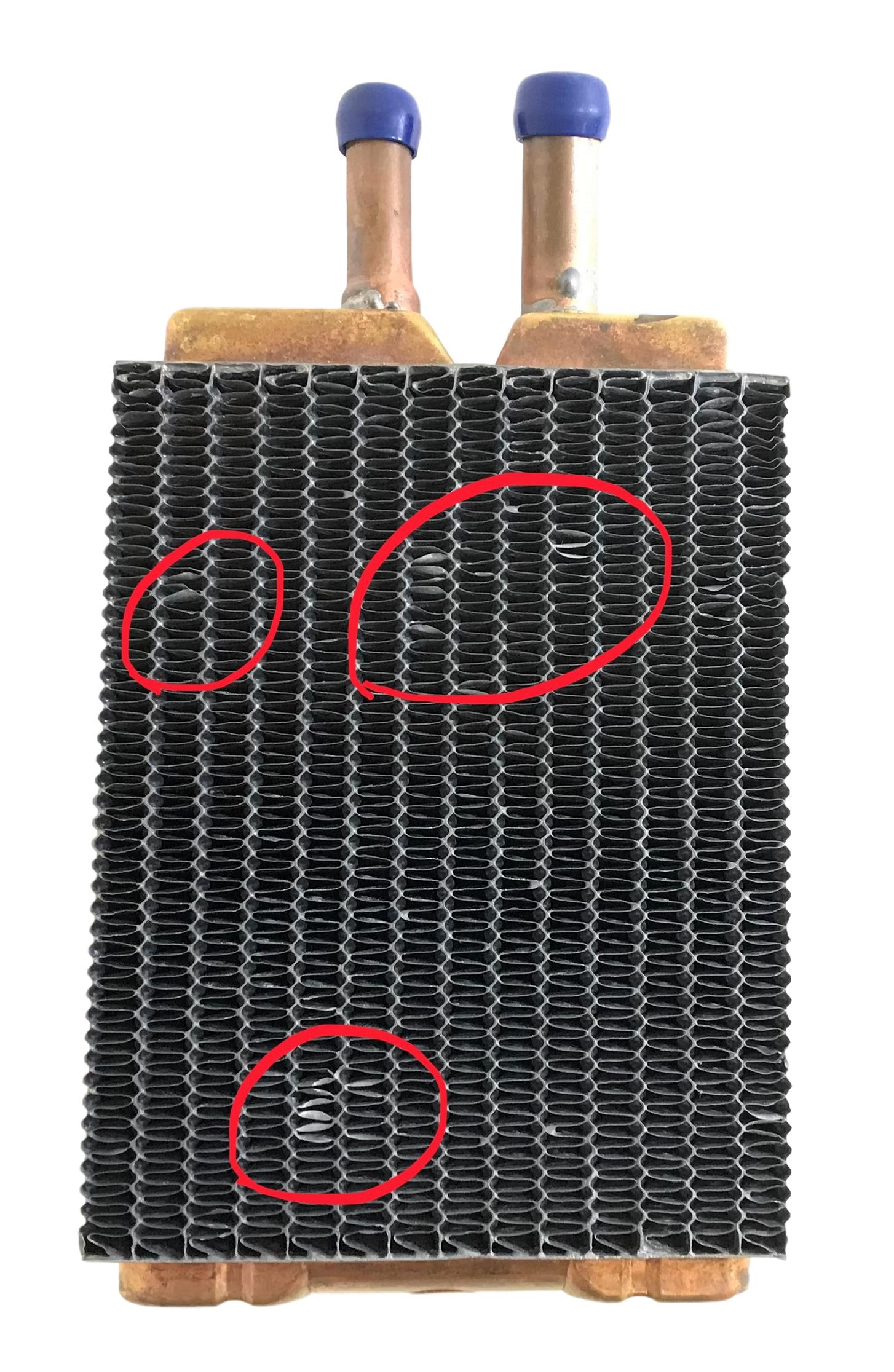 ACDelco 15-63234 GM Original Equipment Heater Core