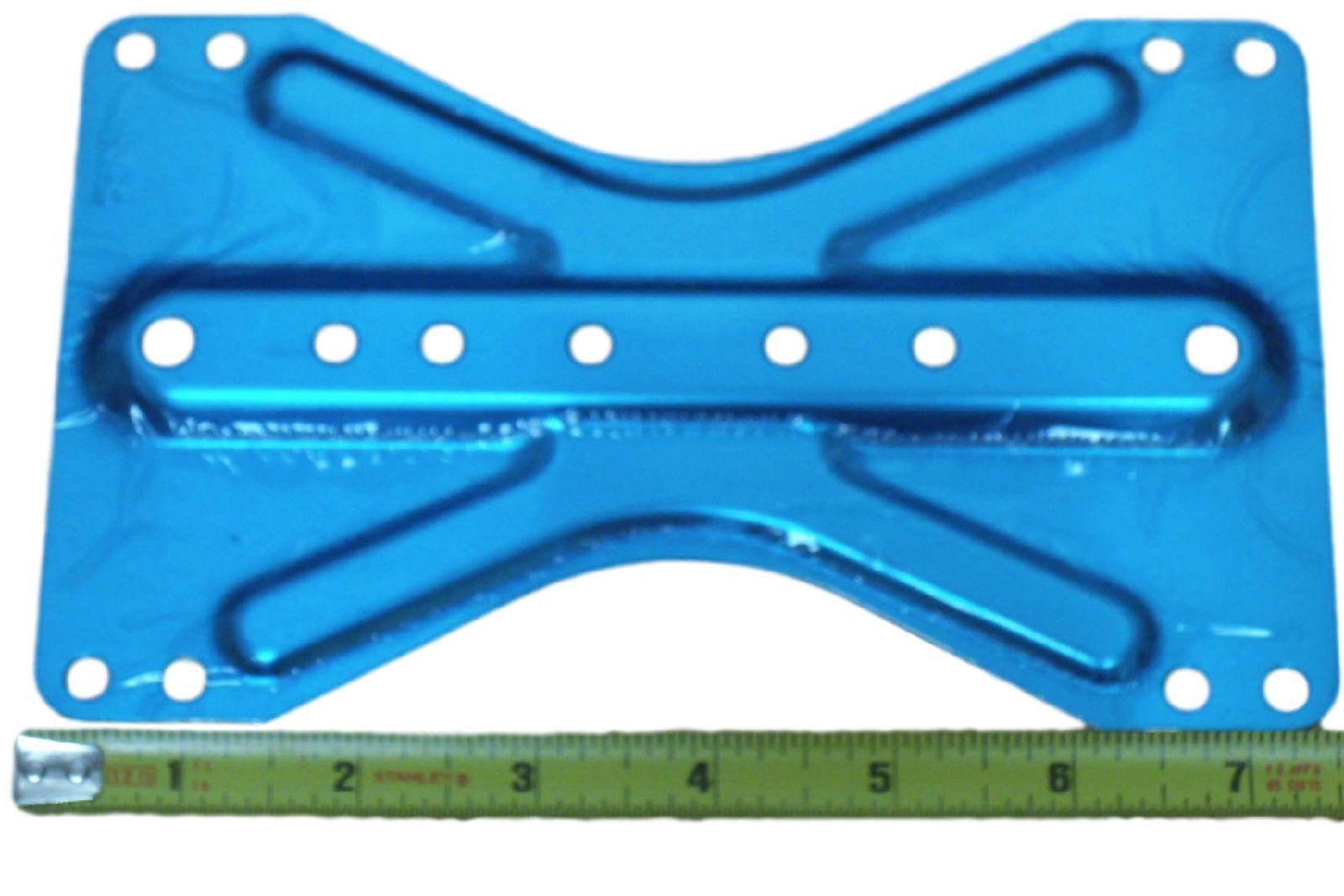 511000 Universal Aluminum Regulator Bracket for Fisher /& Rego