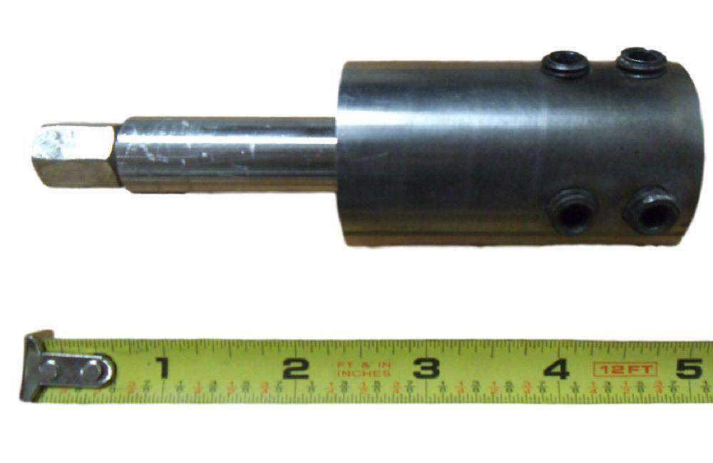 Wellenkupplung Flexible Kupplung für Servomotor 28mm bis 28mm Bohrung L78xD55