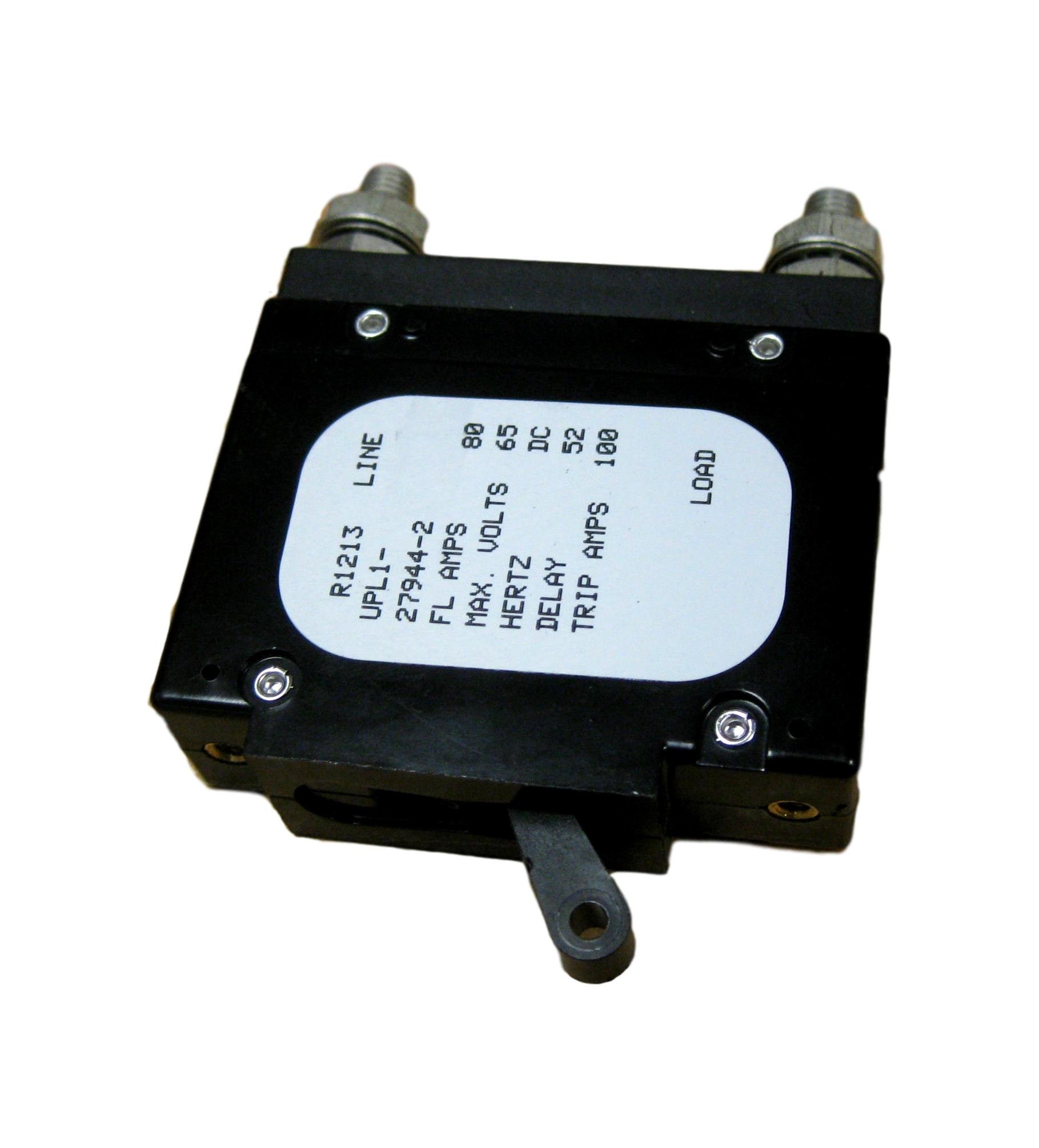 NEW Sensata Klixon NDLA-135-1 Circuit Breaker SwitchAuto 135 amp SDLA-135-1